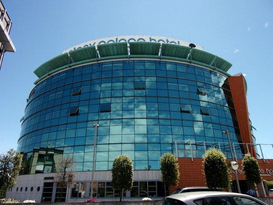 Antony Palace Hotel : hotel