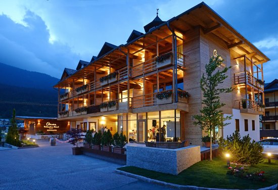 Hotel Andalo  Stelle