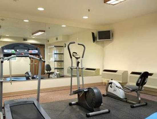 Super 8 Spokane/West: Fitness Centre