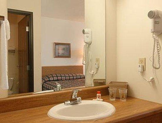 Super 8 Nebraska City : Bathroom