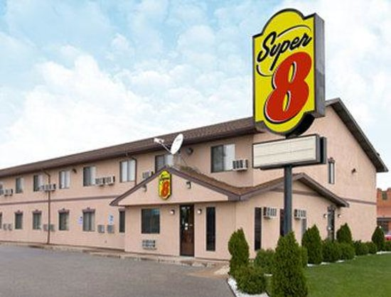 Welcome to the Super 8 Michigan City