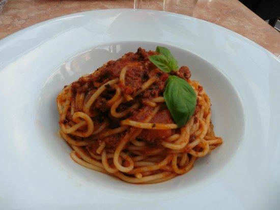 La Vecchia Scuola: spaghetti bolognese