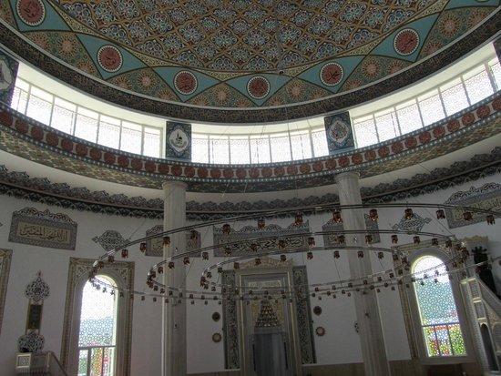 Kemer : kijkje in de nieuwe moskee