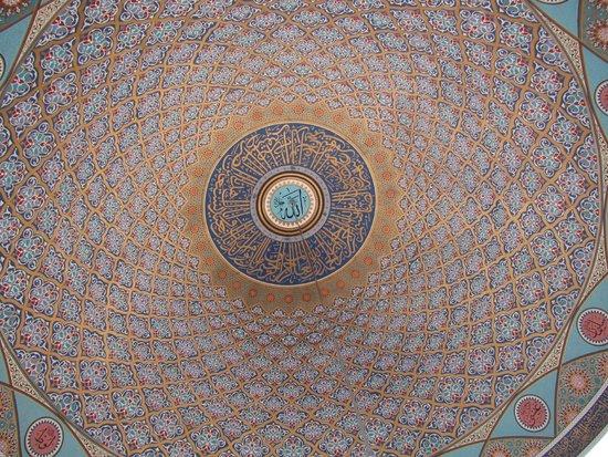 Kemer : dak nieuwe moskee