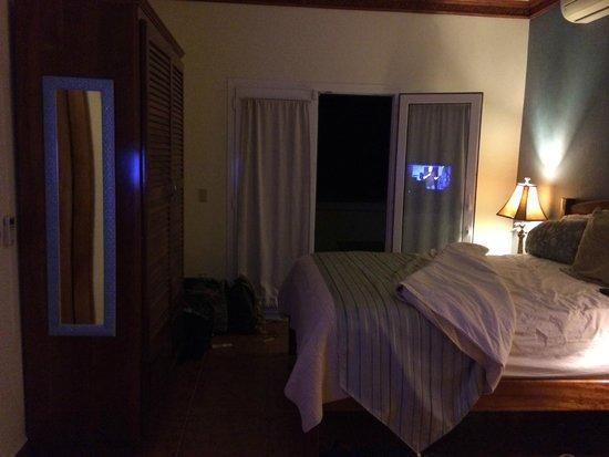 Villa Delfin Roatan: Bedroom