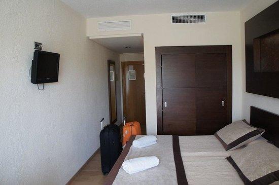 Hotel Condesa de la Bahía: Room