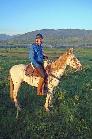 Rancho Las Cascadas - Resort: Sun Rise Ride