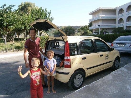 Amada Colossos Resort - TEMPORARILY CLOSED: puoi prendere una macchina direttamente in hotel