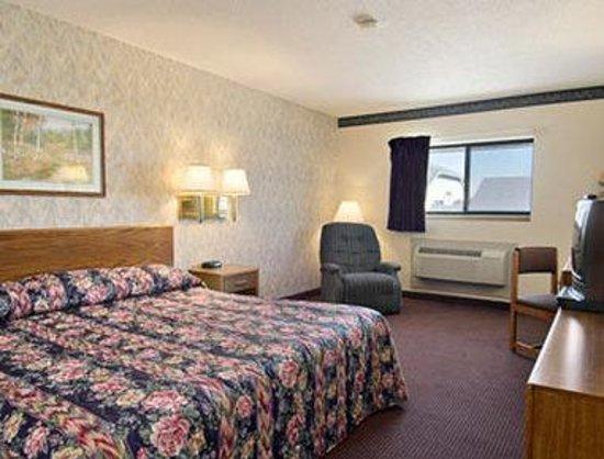 Super 8 Nevada: Standard King Bed Room