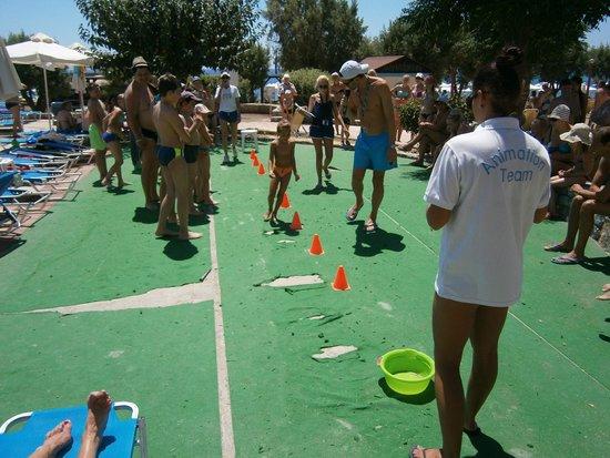 Amada Colossos Resort - TEMPORARILY CLOSED: giochi organizzati per i bambini