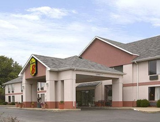 Super 8 Troy IL/St. Louis Area: Welcome to the Super 8 Troy