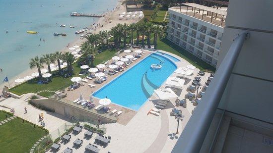 Boyalik Beach Hotel & Spa Cesme: Güzel manzara