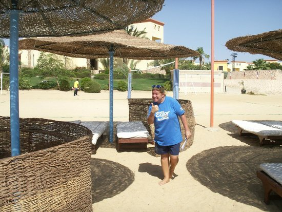 Blue Reef Red Sea Resort : Tina