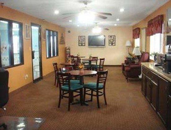 Super 8 Campbellsville KY: Breakfast Area