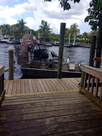 Captain Jack's Airboat Tours: Captain Jack's