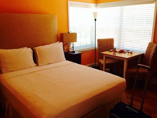 La Casa Del Mar : I loved my room, it was perfect for me!