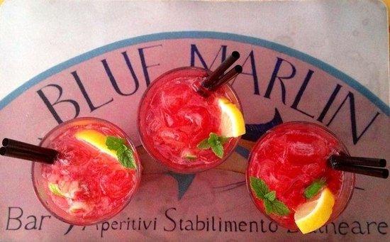 Bagni Blue Marlin Nervi : Un aperitivo sorprendente foto di blue marlin genova
