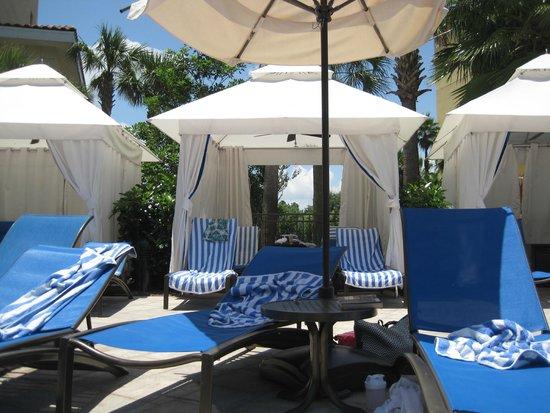 Wyndham Grand Orlando Resort Bonnet Creek: Poolside
