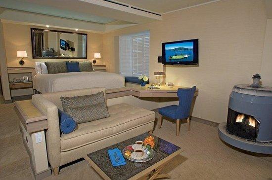 The Coeur d'Alene Resort: King Room