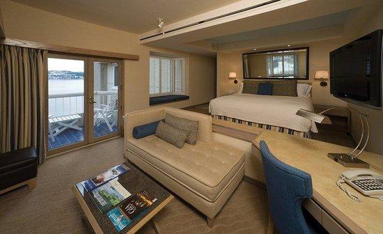 The Coeur d'Alene Resort: Premier Room