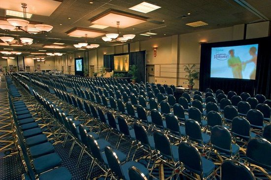 The Coeur d'Alene Resort: Conference Center