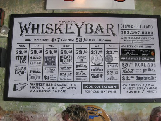 ‪Whiskey Bar‬