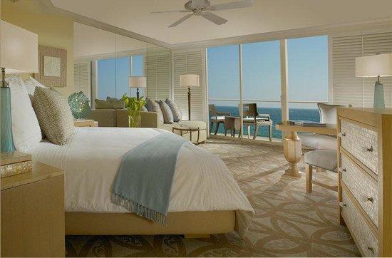 Surf & Sand Resort : Oceanfront Guestroom