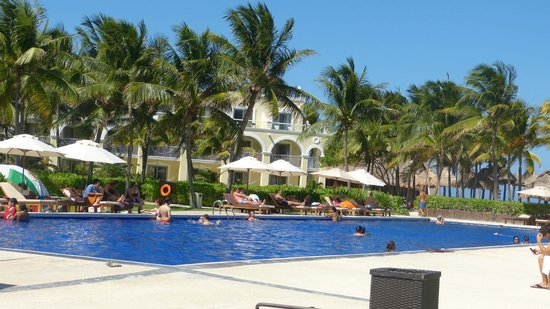 Dreams Tulum Resort & Spa: second pool
