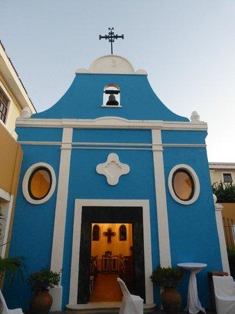 Dreams Tulum Resort & Spa: Beautiful little wedding chapell