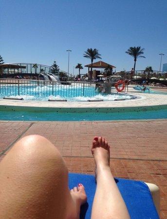 Protur Roquetas Hotel & Spa: Great pool!