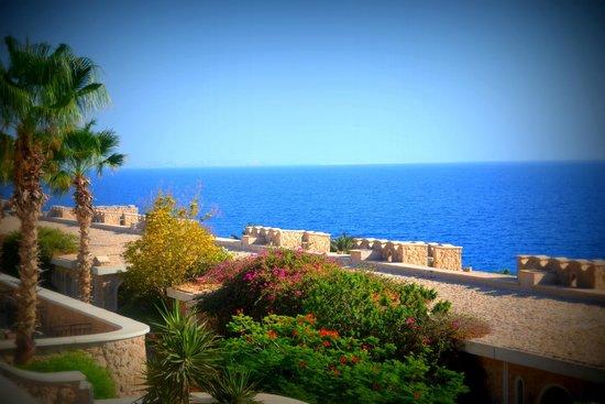 Citadel Azur Resort: Море, вид из номера