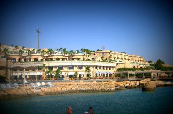 Citadel Azur Resort : Отель