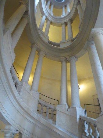Palais Barberini : Stairs