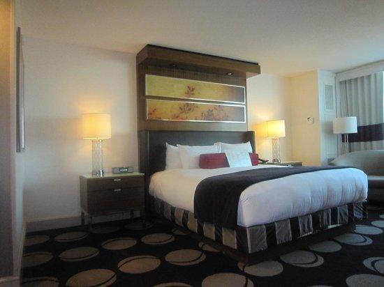The Mirage Hotel & Casino : my room
