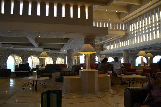 Citadel Azur Resort: Ресепшен