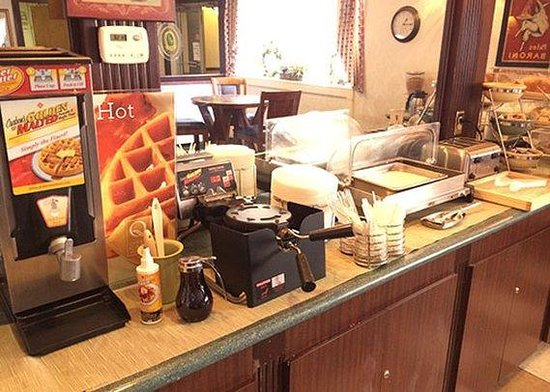 Ramada Davenport Orlando South: Breakfast