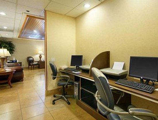 Ramada Carlsbad: Business Center