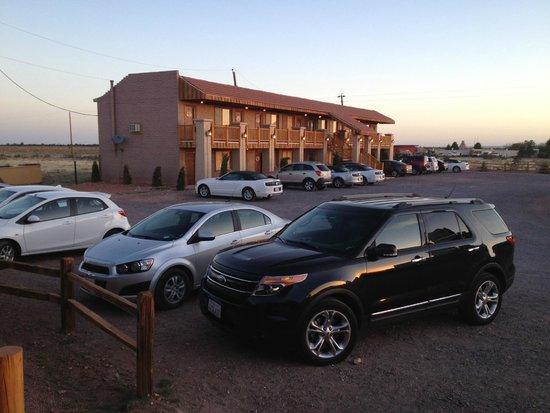 Grand Canyon Inn & Motel : Annexe