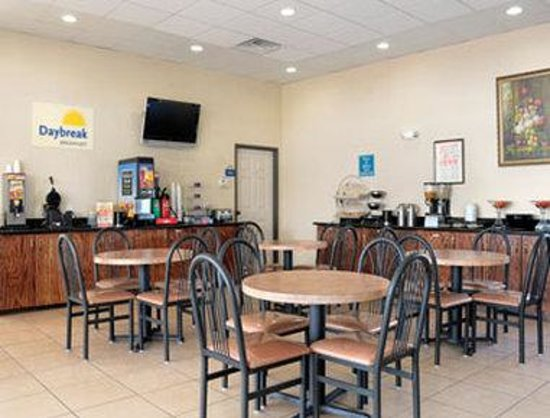 Days Inn N.W. Medical Center: Breakfast Area