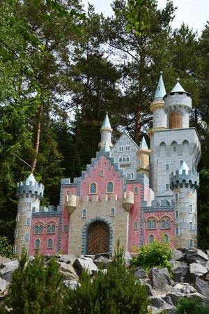 Bayern-Park: Сказочный замок