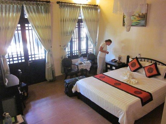 Betel Garden Villas : Standard room