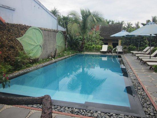 Betel Garden Villas: The pool