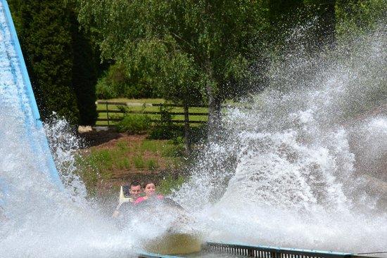Bayern-Park: Окунулись в воду