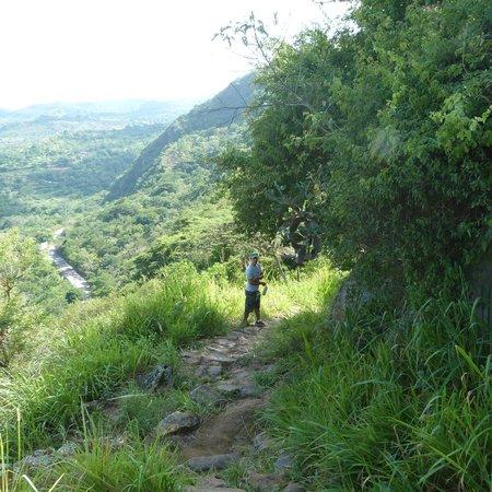 Camino Real: starting the walk