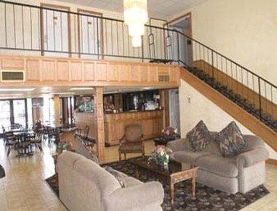 Magnuson Hotel Oklahoma City South: Lobby