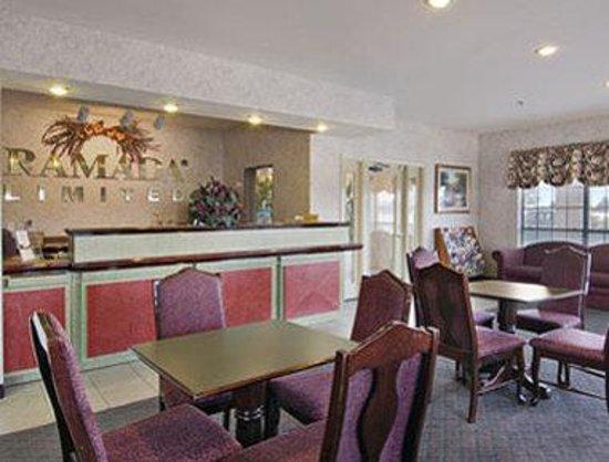 Magnuson Hotel Cedar Hill: Lobby