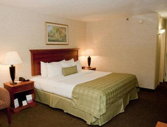 Ramada Marquette: Standard Queen Bed Room