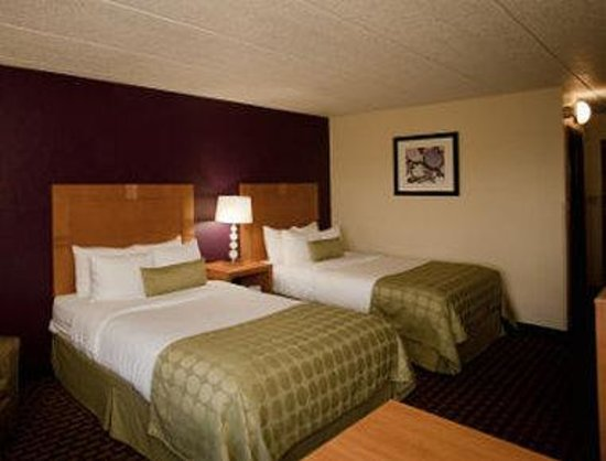 Ramada Marquette: Standard Double Bed Room