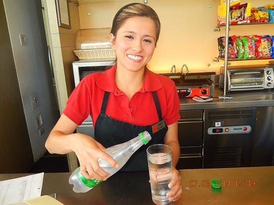 At Ibis Medellin, service is always with a smile.