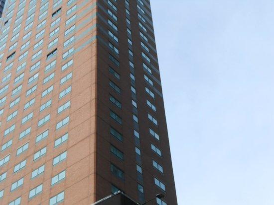 Novotel New York Times Square: geweldig hotel